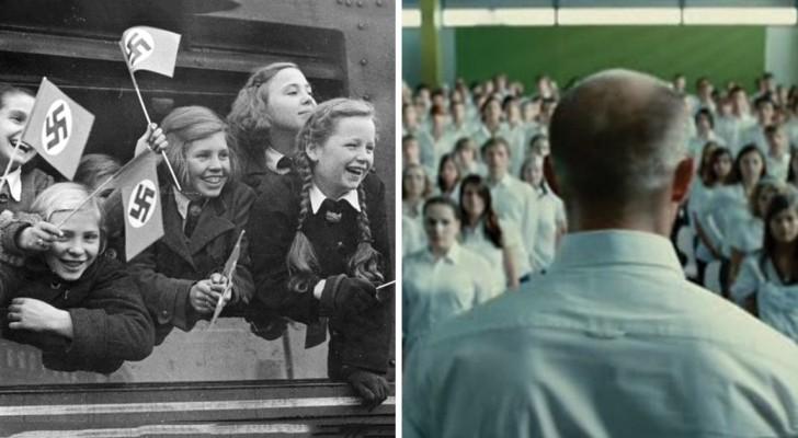 Naissance d'un nazi: l'expérimentation d'un enseignant qui transforme les élèves en fanatiques