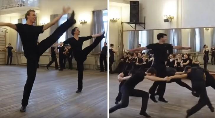 Il famoso Balletto russo: il dietro le quinte mostra tutta la bravura dei ballerini
