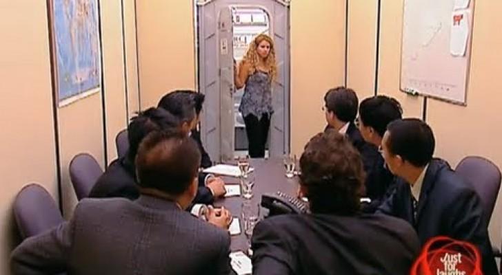 Versteckte Kamera im öffentlichen WC