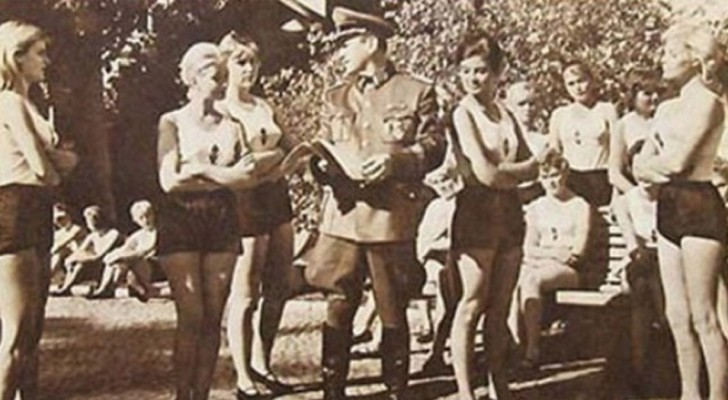 Prostituierte im Konzentrationslager: Der Skandal, der nicht in den Geschichtsbüchern zu lesen ist