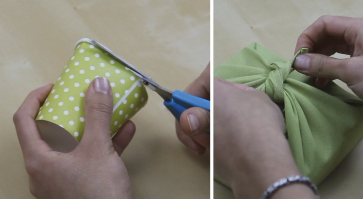 Seven Clever Gift Wrapping Ideas!