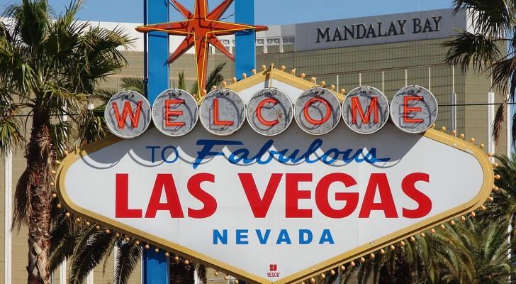 Las Vegas è ora la città più grande degli USA  alimentata SOLO da energie rinnovabili