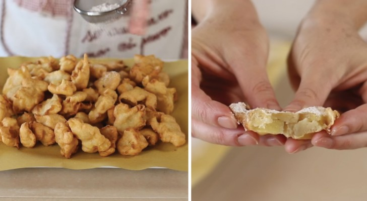 Frittelle di mele: il dolce classico che non smette di deliziare i palati