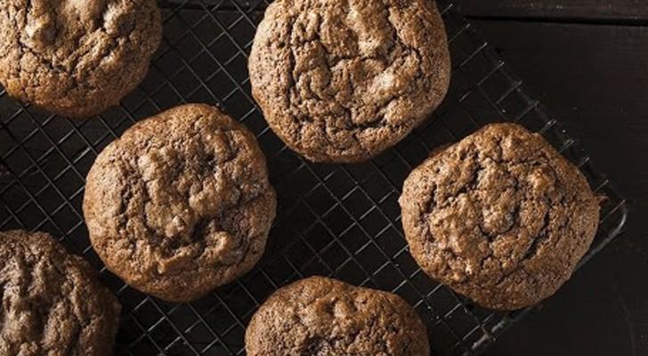 Koekjes met Nutella met slechts 3 ingrediënten: eenvoudig te bereiden... en om op te eten!