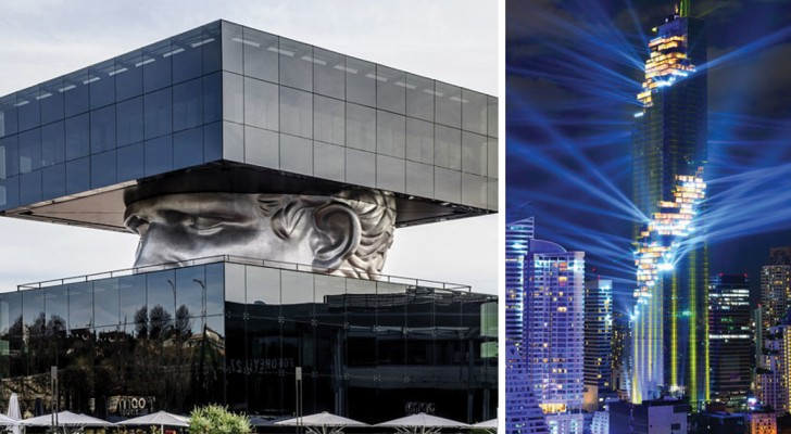 20 bâtiments dans le monde qui pourraient être la résidence parfaite de créatures maléfiques venues de l'espace