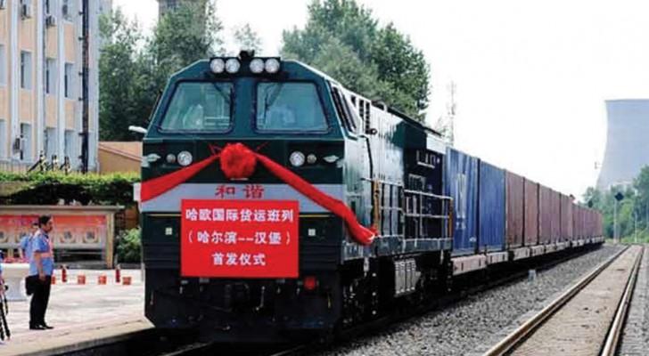 De la Chine à Londres en 18 jours: voici la nouvelle ligne ferrovière pour le transport des marchandises
