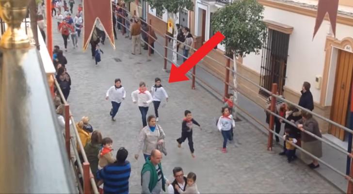 Voilà comment la tradition de la corrida est transmise aux nouvelles générations. Qu'en pensez-vous?
