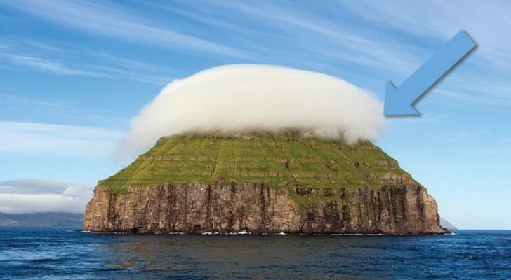 Lítla Dímun, una minuscola isola dell'Oceano Atlantico accessibile solo con delle corde