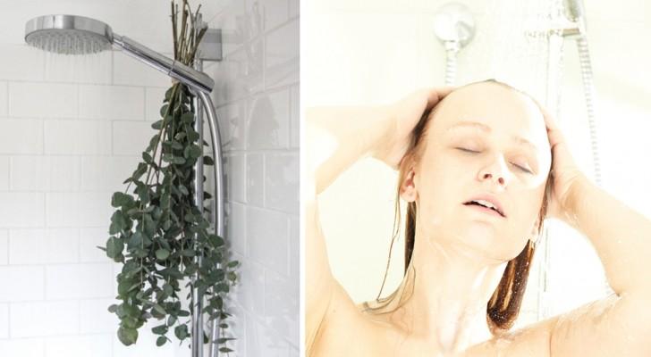 Volete rilassarvi appena mettete piede sotto la doccia? Ecco 4 pratici modi per farlo...