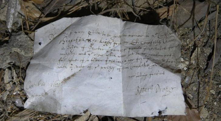Een team archeologen vindt een boodschappenlijstje van 384 jaar geleden: hier ging je naar de markt voor in de 17e eeuw