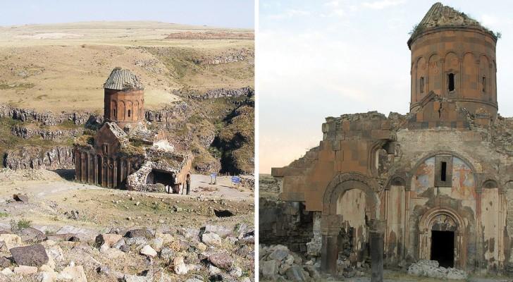 De stad van duizend en een verlaten kerken: ontdek deze betoverende Armeense archeologische locatie