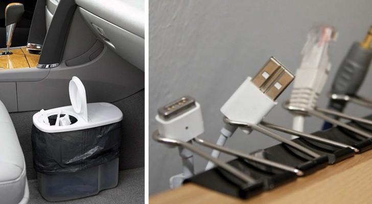 15 schlaue tricks um ordnung zu schaffen und zu halten. Black Bedroom Furniture Sets. Home Design Ideas