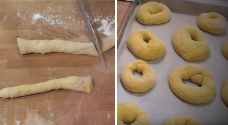 Découvrez comment préparer, les Zeppole di carnavale, un délicieux beignet typiquement italien.