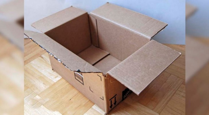 DIY Make a trendy accessory from a cardboard box!