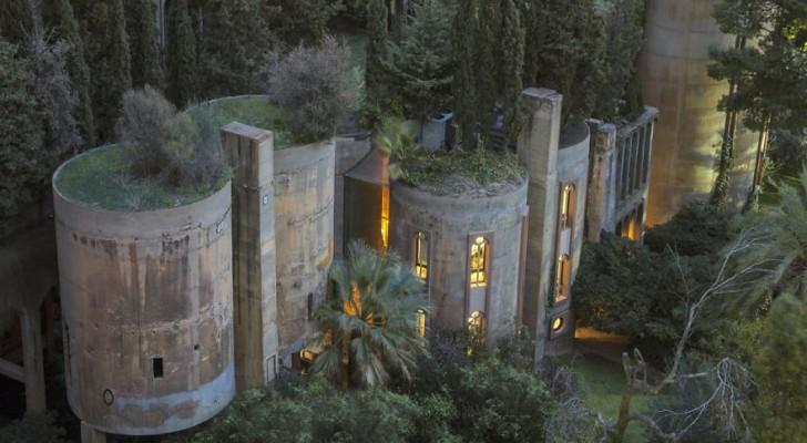 Ein Architekt verwandelt eine Zementfabrik in einen Bürokomplex mit spektakulärem Innenleben