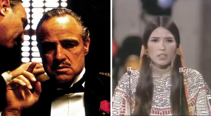 Vous savez pourquoi Marlon Brando a refusé l'Oscar pour