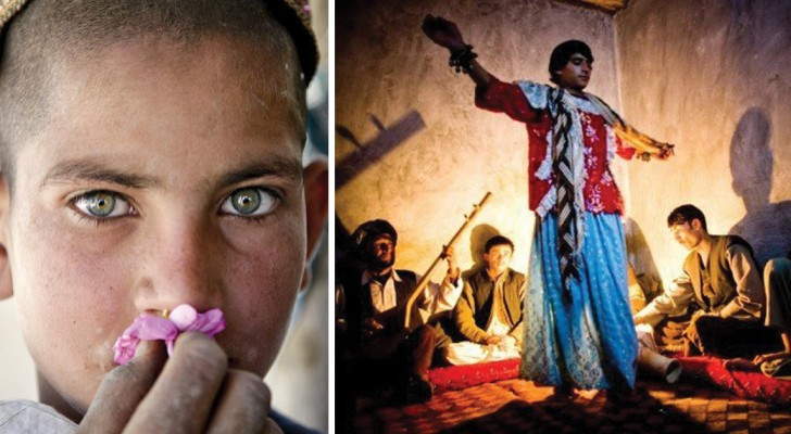 Bacha Bazi: les enfants contraints de s'habiller comme des femmes et abusés, que le pays fait semblant de ne pas voir