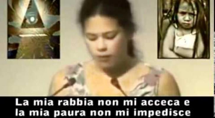 La bambina che zittì il Mondo per 6 minuti - ONU 1992
