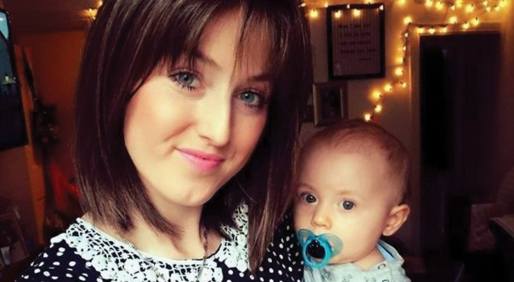 Een pasgeboren jongetje weigert mama's moedermelk en dat zal haar het leven redden!