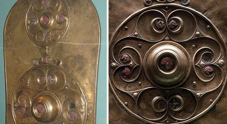 Un manufatto celtico con quasi 2000 anni di storia: scopriamo lo scudo di Battersea