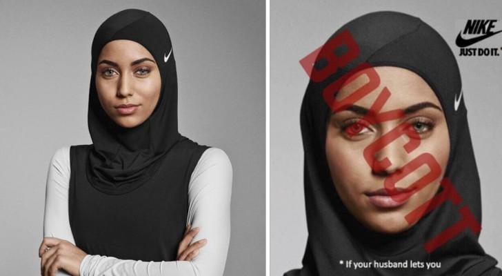 Nike annonce le lancement d'un hijab sportif pour les athlètes musulmanes, la controverse est immédiate