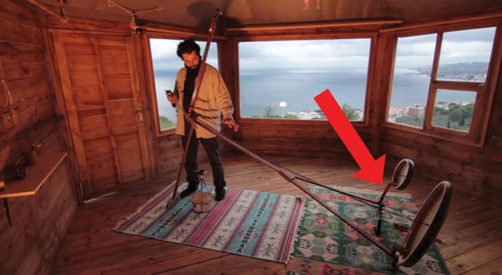 Dieses Musikinstrument gibt elektrische Klänge wieder: entdeckt das Yaybahar