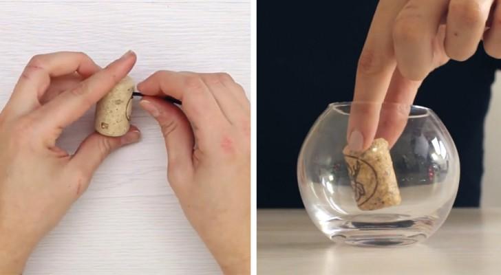 Ne jetez plus les bouchons en liège: voici 5 idées ingénieuses pour les réutiliser