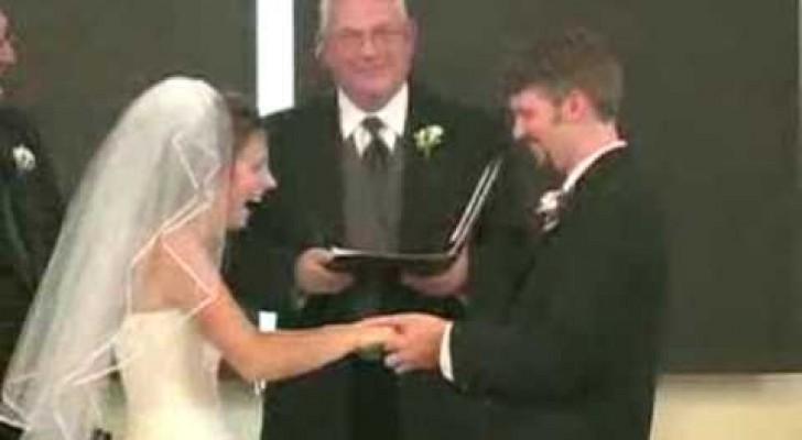 La risa es contagiosa... pero en un matrimonio?