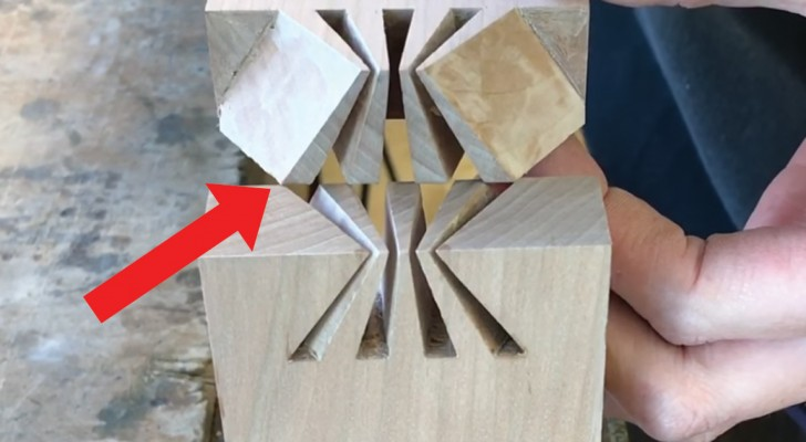Discover the beautiful Japanese Sunrise Dovetail joint!