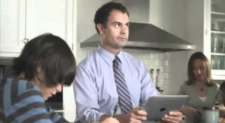 Ein iPad ist das gleiche wie eine Zeitung?