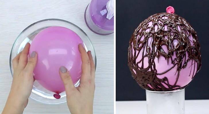 Oeuf de chocolat fait maison : apprenez à le faire et vivez des fêtes de Pâques spéciales