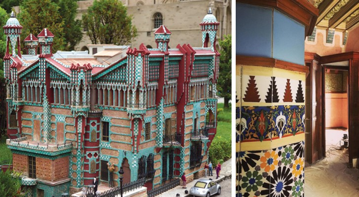 Le premier chef-d'œuvre de Gaudí est enfin ouvert au public: découvrez Casa Vicens