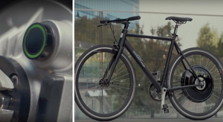 Da bici tradizionale a elettrica cambiando una... Ruota! Scoprite come funziona la FreeDUCk Ducati