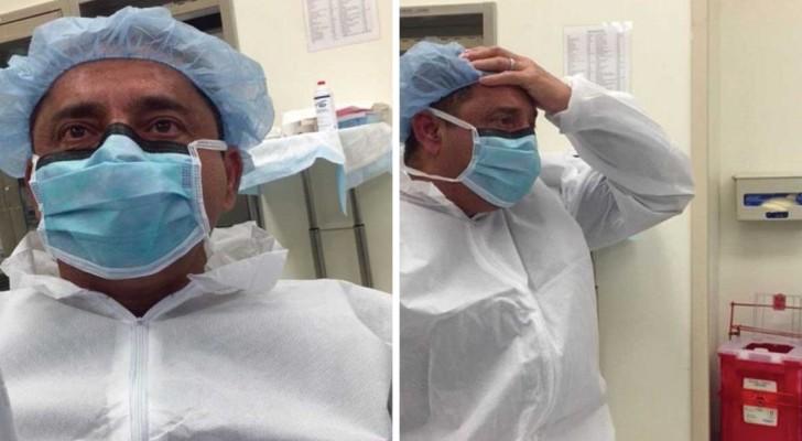 Pendant l'accouchement de sa femme, les médecins lui conseillent de s'asseoir: une nouvelle inattendue va le surprendre!