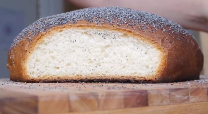 La recette pour faire du pain fait maison aussi moelleux que celui qu'on achète, même après 5 jours