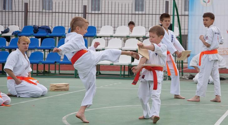 Bambino irrequieto? Ecco perché praticare arti marziali può essergli di grande aiuto