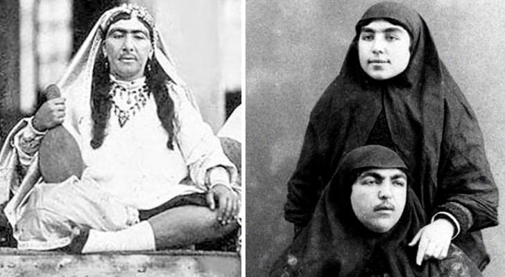 Der Schah von Persien und seine 84 Ehefrauen: So war