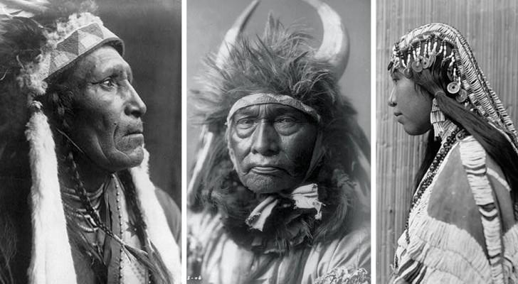 La cultura perduta degli Indiani d'America in 20 scatti dalla bellezza disarmante