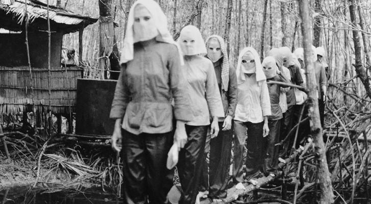 15 Bilder aus dem Vietnam-Krieg, die ihr wahrscheinlich noch nirgends gesehen habt