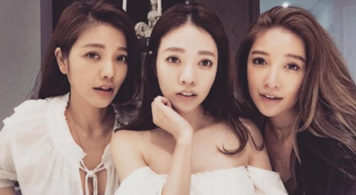 Ces trois sœurs de 36, 40 et 41 ans ont émerveillé le monde entier pour leur aspect