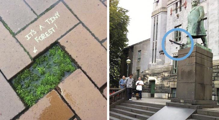 24 geniale Akte von Vandalismus aus der ganzen Welt