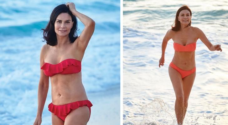 Questa nonna 70enne ha rivelato il suo segreto per un corpo perfetto: ma il web non le crede