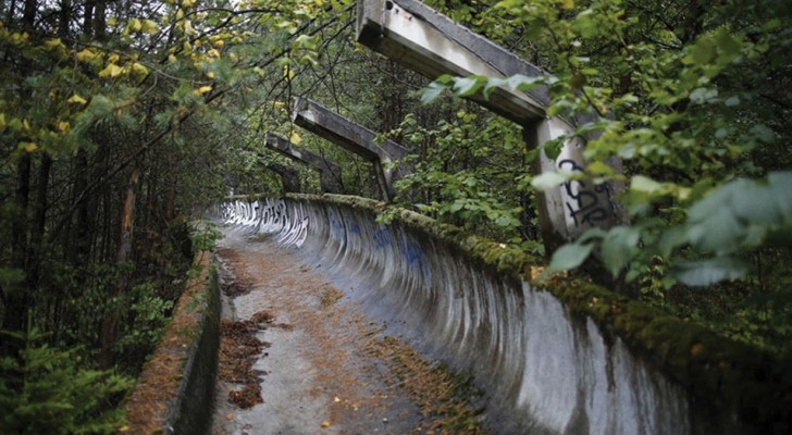 14 verlassene olympische Spielstätten. Eine der größten Geldverschwendungen aller Zeiten