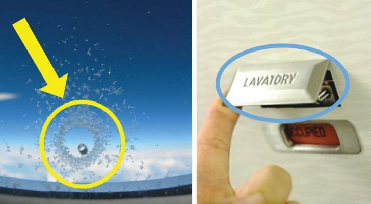 11 segreti degli aerei che solo gli operatori di volo conoscono