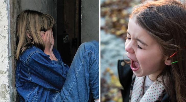 Ogni comportamento del bambino è causato da un errore dei genitori: ecco qualche esempio