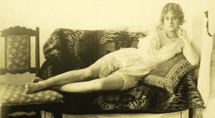 Photos historiques de femmes iraniennes.
