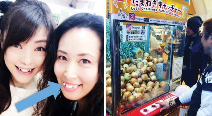 Top 16 des choses insolites que l'on trouve uniquement au japon