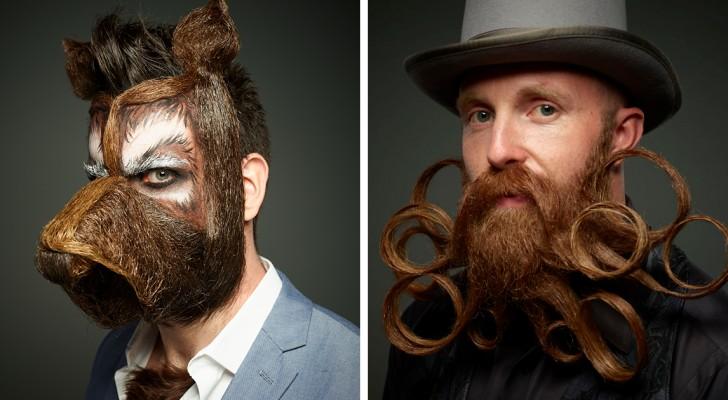 La dernière édition du championnat du monde de la barbe et de la moustache s'est terminée: voici les meilleurs participants