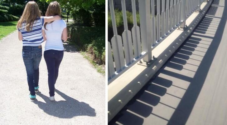 24 zufällig produzierte Schatten, die ihr nicht glauben werdet