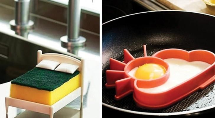 25 objets pour la cuisine dont vous ne pourrez plus vous en passer